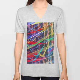 Silent Waves Unisex V-Neck