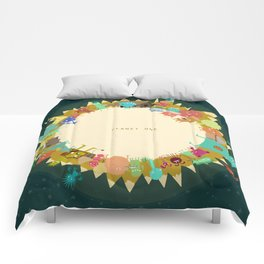 Planet One Comforters