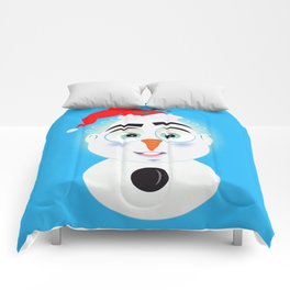 Lolo AlfsToys wants to become in Olaf Comforters
