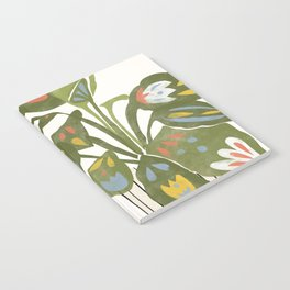 Scandinavian Plant Notebook