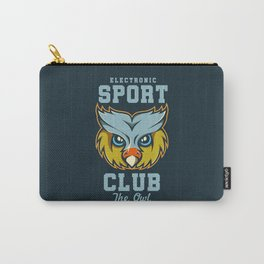 Electronic Sport Club Carry-All Pouch