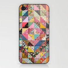 Grandma's Quilt iPhone & iPod Skin