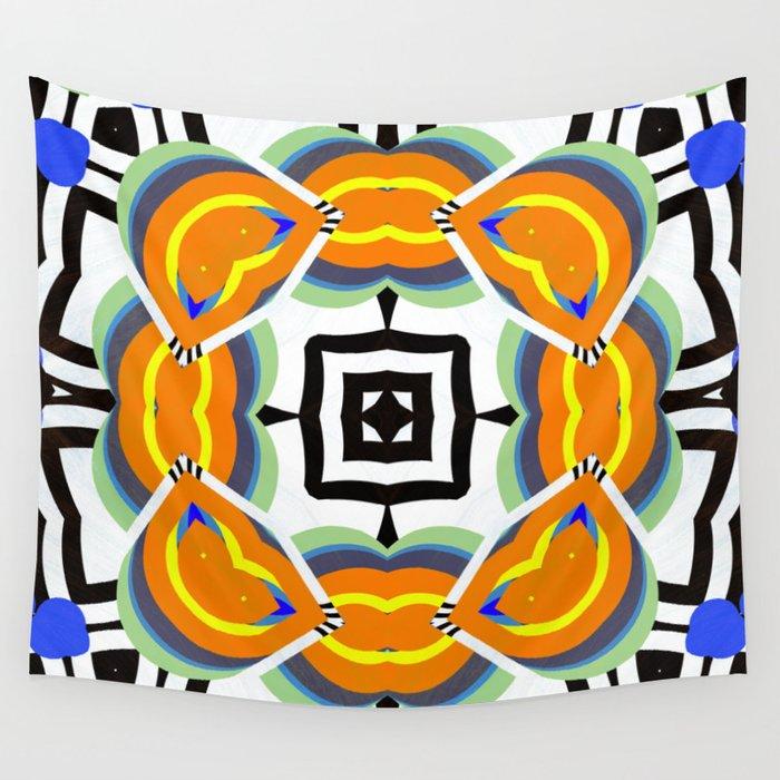 Sunday Samba Wall Tapestry