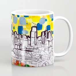 BRISBANE POSTCARD SERIES 015 Coffee Mug