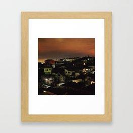 Yokohama, Japan Framed Art Print