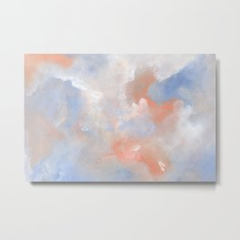 Mystical sky Metal Print