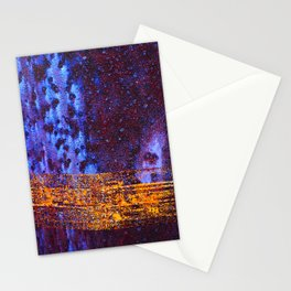 Space-Time Continuum Stationery Cards