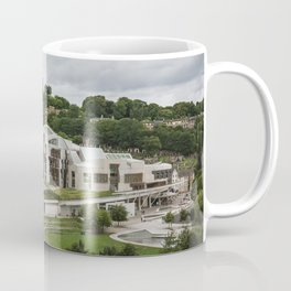Old and New Edinburgh Coffee Mug