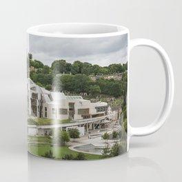 Old and New Edinburgh Coffee Mug