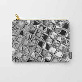 Metallic Carry-All Pouch