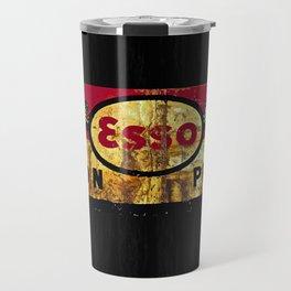 Esso  Exxon Travel Mug
