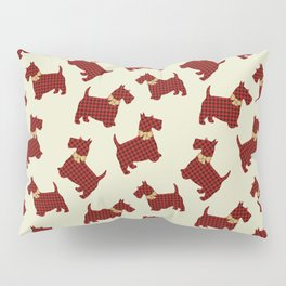 Scottish Terrier Pillow Sham