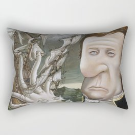 Alexander's Leviathan Rectangular Pillow