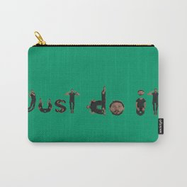 Shia Lebouf - Just Do It Carry-All Pouch