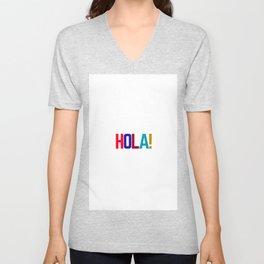 HOLA Unisex V-Neck
