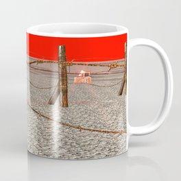 SquaRed: No Country For Musicman Coffee Mug