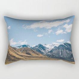 Southern Alps Rectangular Pillow