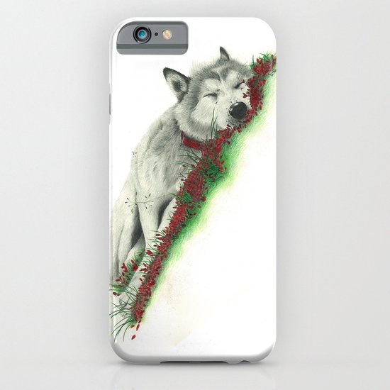 Wolf. iPhone & iPod Case