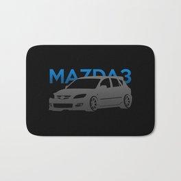 Mazda 3 Bath Mat