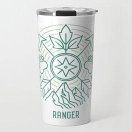 Ranger Emblem Travel Mug