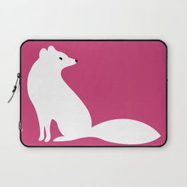 Arctic Fox Laptop Sleeve