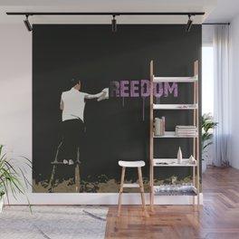 Reedom Wall Mural