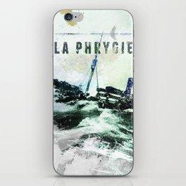 LA PHRYGIE iPhone Skin