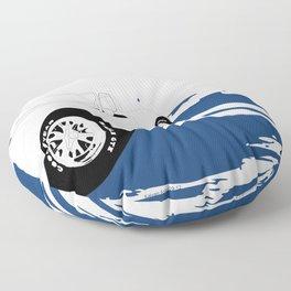 Shelby Cobra Vector Floor Pillow