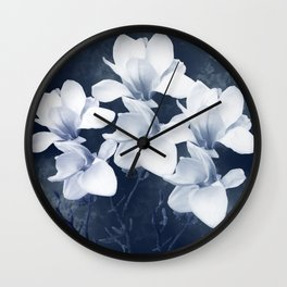 Magnolia 3 Wall Clock