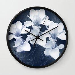 Magnolia 3 Wall Clock
