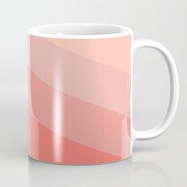 Building Coral Gradient Coffee Mug
