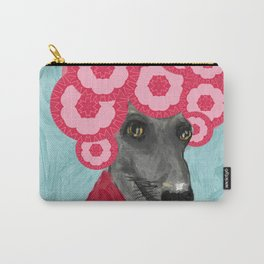 Frida in bloom Carry-All Pouch
