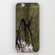 A Book About Birds iPhone & iPod Skin