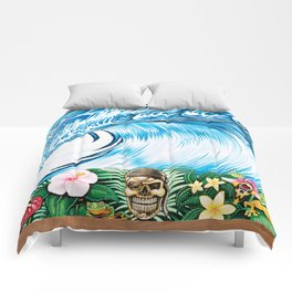 South Pacific Beast Comforters