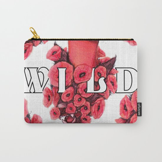 Wild X Free Carry-All Pouch