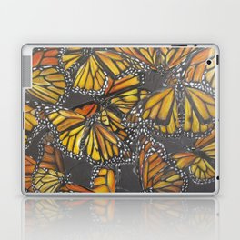 Traveling Monarch Laptop & iPad Skin