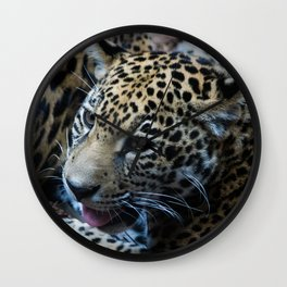 Jaguar Cub Wall Clock