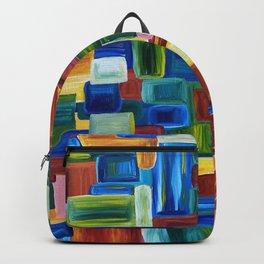 Square Biz Backpack