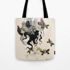 Lust of an Angel Tote Bag