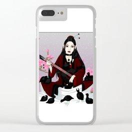 Voor Gerard Clear iPhone Case