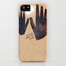He also made the stars iPhone Case