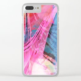 A Moment in Time 02 Clear iPhone Case