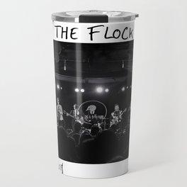 Birds in the Boneyard, Print 10: The Flock Travel Mug