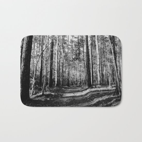 Forest Trail Bath Mat