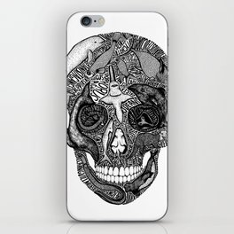 'Death of the Oceans' by Sarah King iPhone Skin