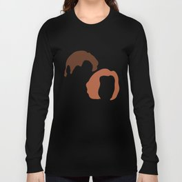 Mulder and Scully, X-Files Long Sleeve T-shirt