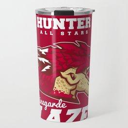 Monster Hunter All Stars - The Minegarde Blazers Travel Mug