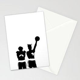 #TheJumpmanSeries, Basquiat X Warhol Stationery Cards