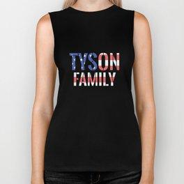 Tyson Family Biker Tank