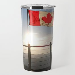 O Canada! Travel Mug